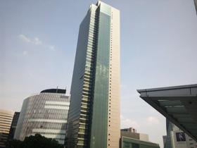 メニコン名古屋 ミッドランドスクエア外観