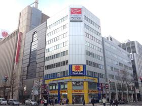メニコン札幌大通外観