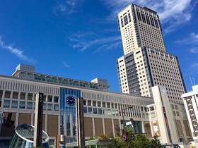 メニコン札幌パセオ 外観